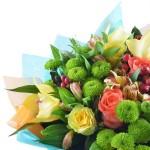 Букет «Подарок маме»