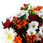 Букет «Весенний променад»