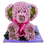 Игрушка из цветов «Слоник Дамбо»