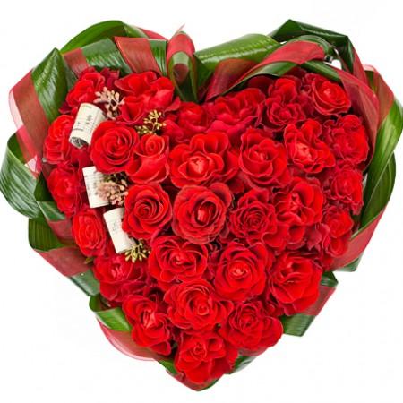 Композиция «Счастливое сердце»