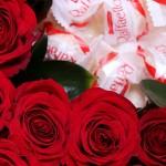 Сердце «Цветочная сладость»