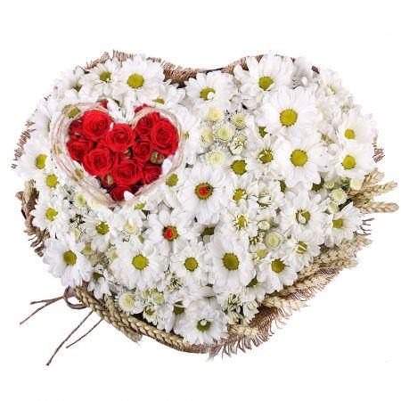 Сердце «Любит - не любит»