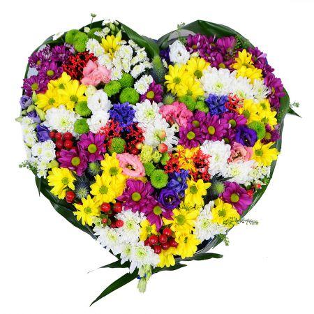 Сердце «Райская поляна»