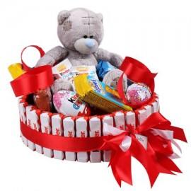 Торт «Медвежья сладость»
