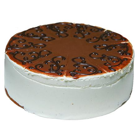 Торт «Молочный»